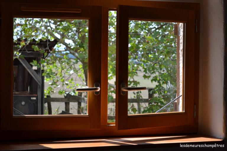 Vue-de-la-fenêtre-de-la-chambre